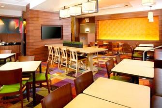 Breakfast Area Parsippany Hotel