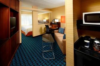 King Suites Fairfield Inn Suites