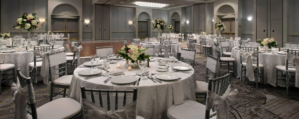 Bergen County Wedding Venues In Northern NJ | Park Ridge Marriott