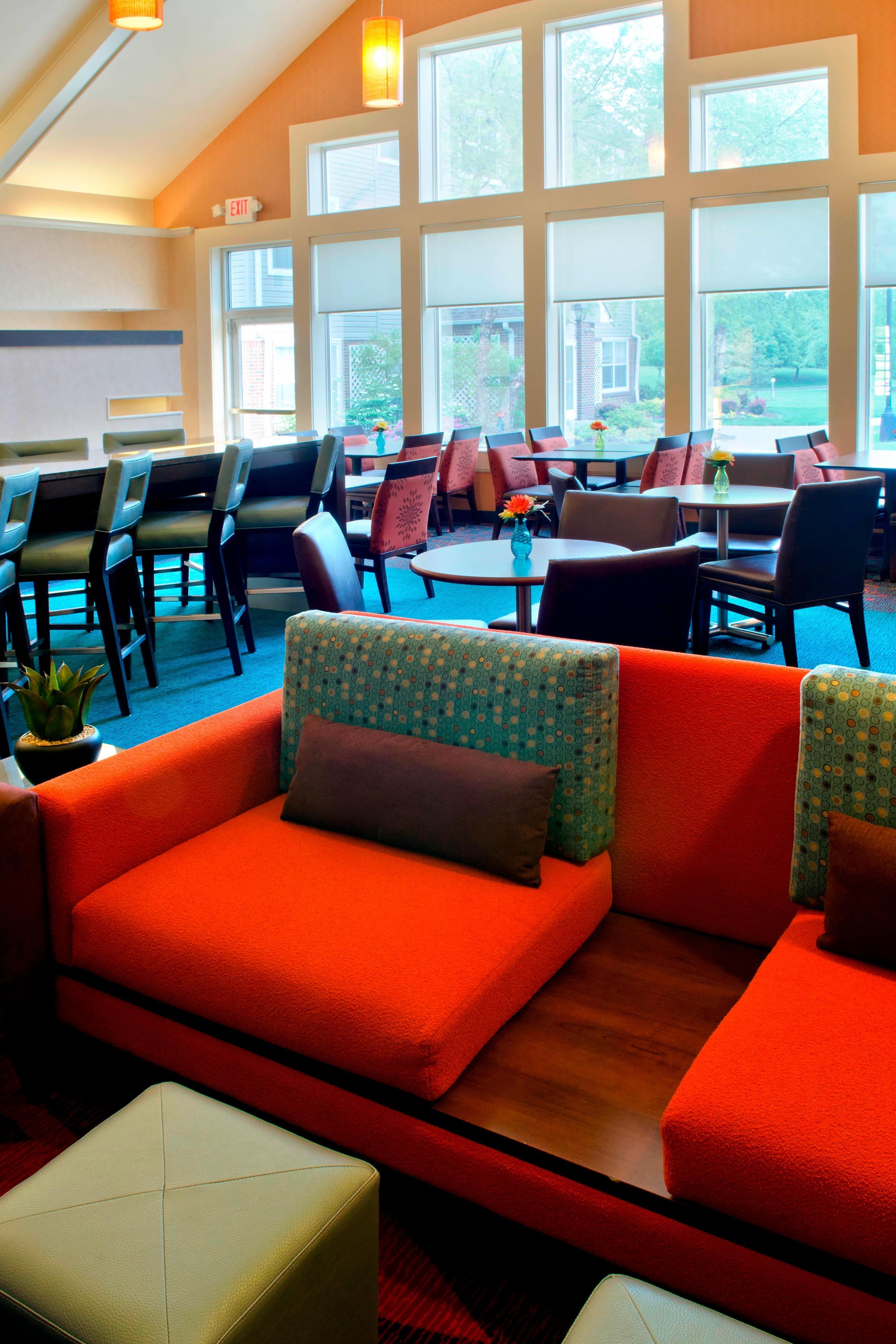 Parsippany NJ Hotel Lobby