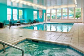 Parsippany NJ Hotel Indoor Pool