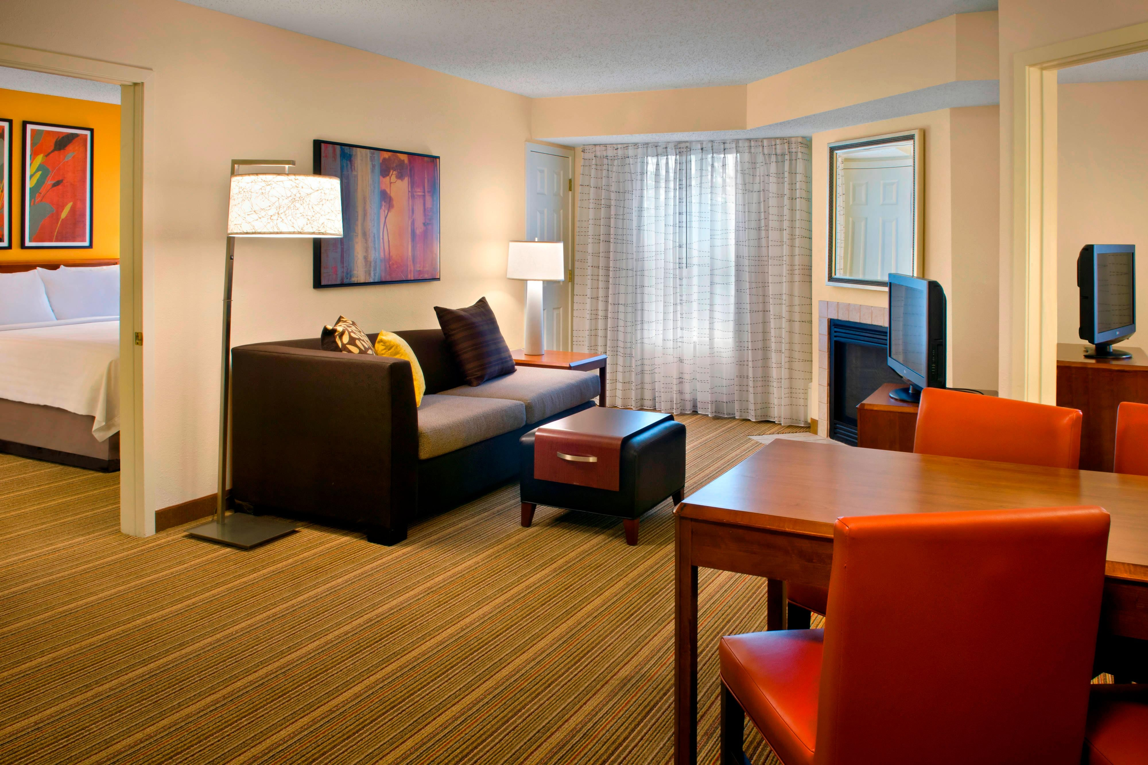 Parsippany NJ Hotel Two Bedroom Suite