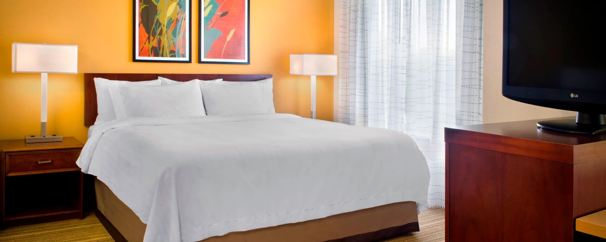 Extended-Stay Hotels in Parsippany, New Jersey | Residence