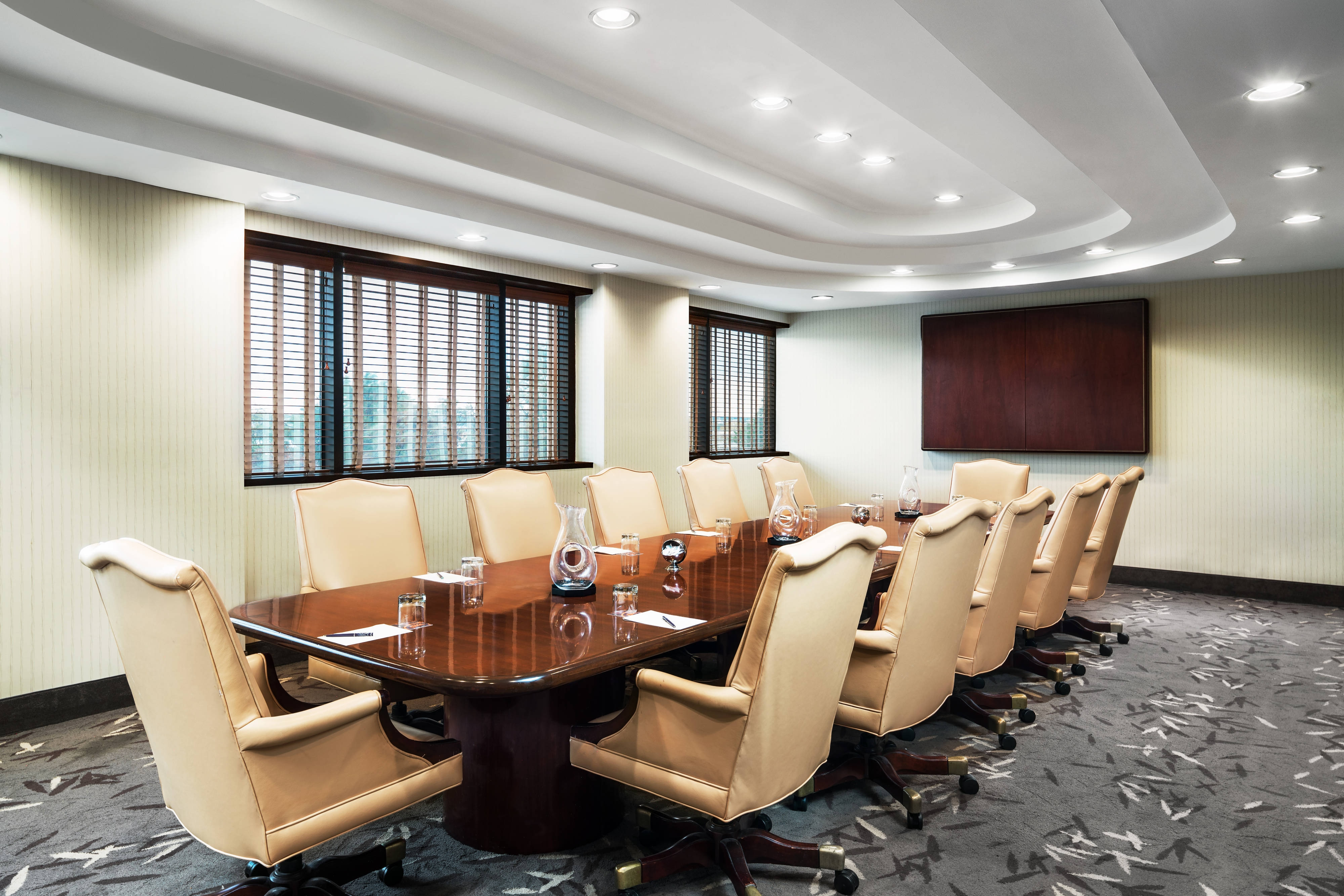 westinghouse Boardroom