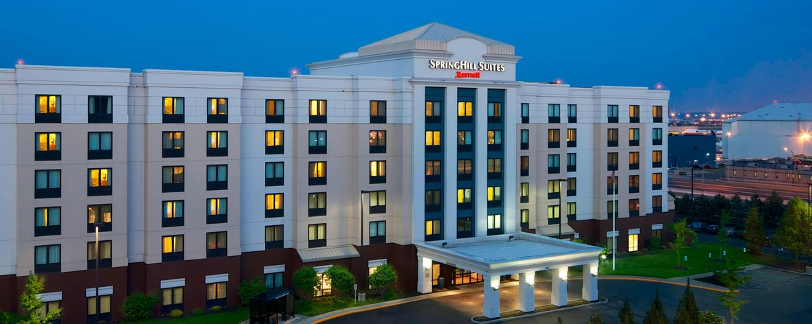 hotels newark airport springhill suites newark liberty