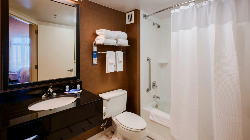 Guest Bathroom in East Rutherford