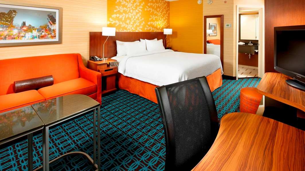King Guest Room Meadowlands Hotel