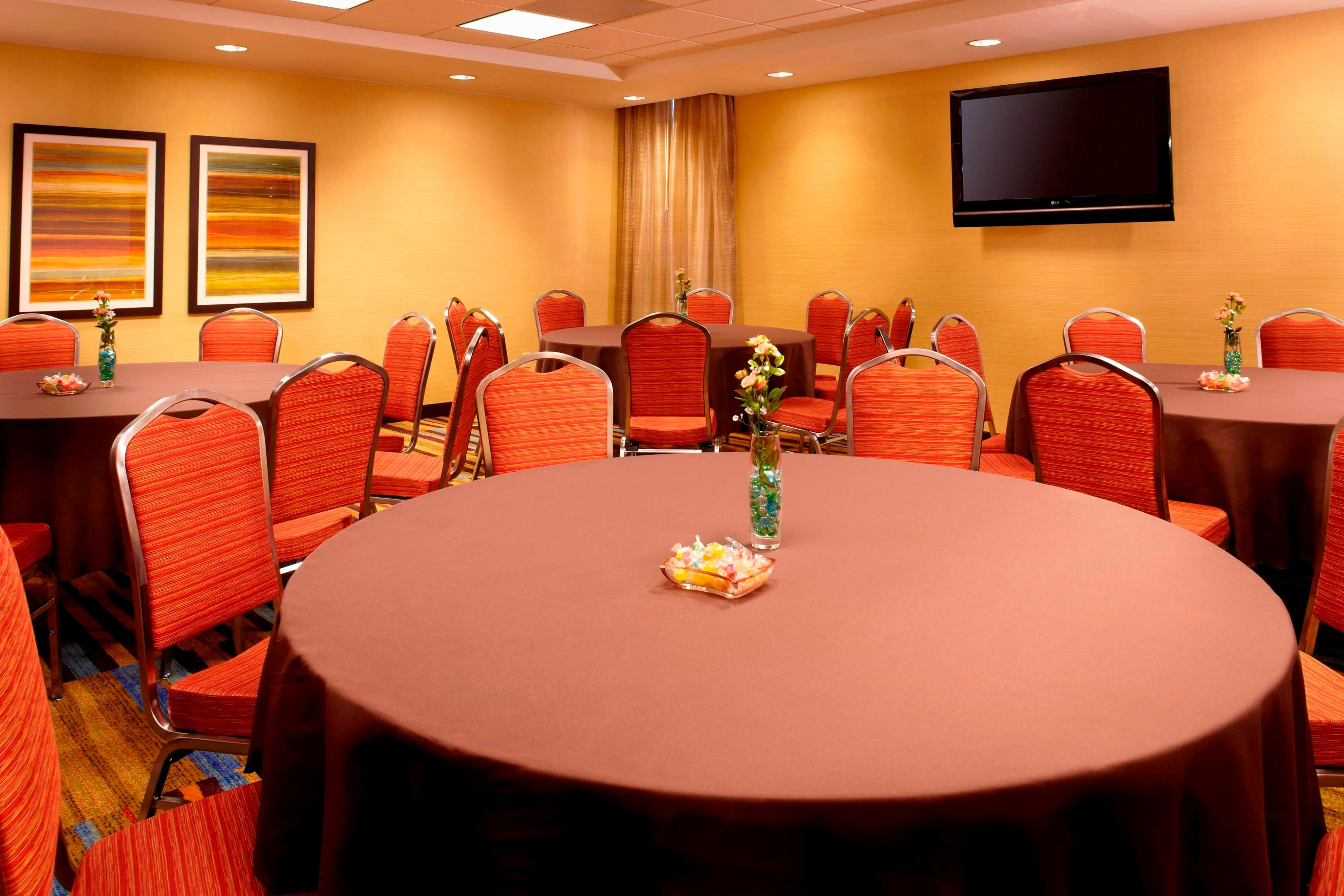 Meeting Room East Rutherford Hotel