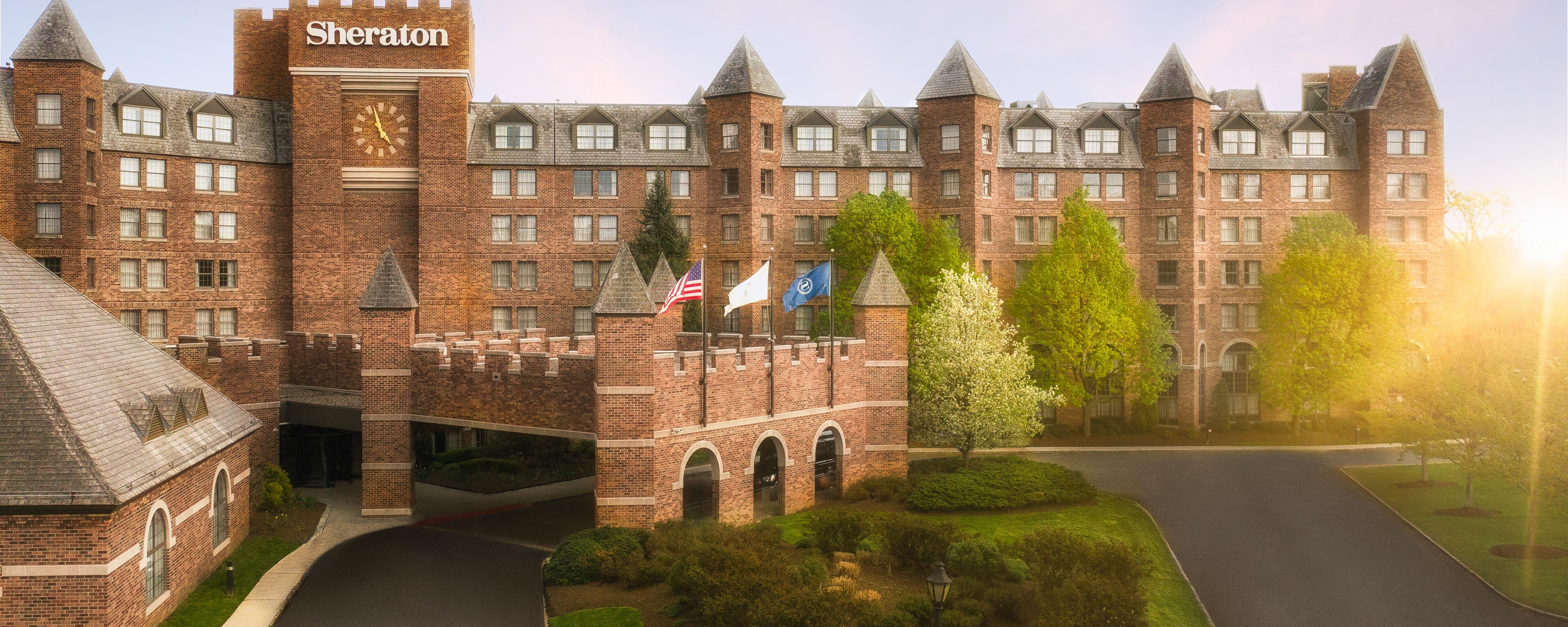 How to Get to Sheraton Parsippany Hotel | Map of Parsippany