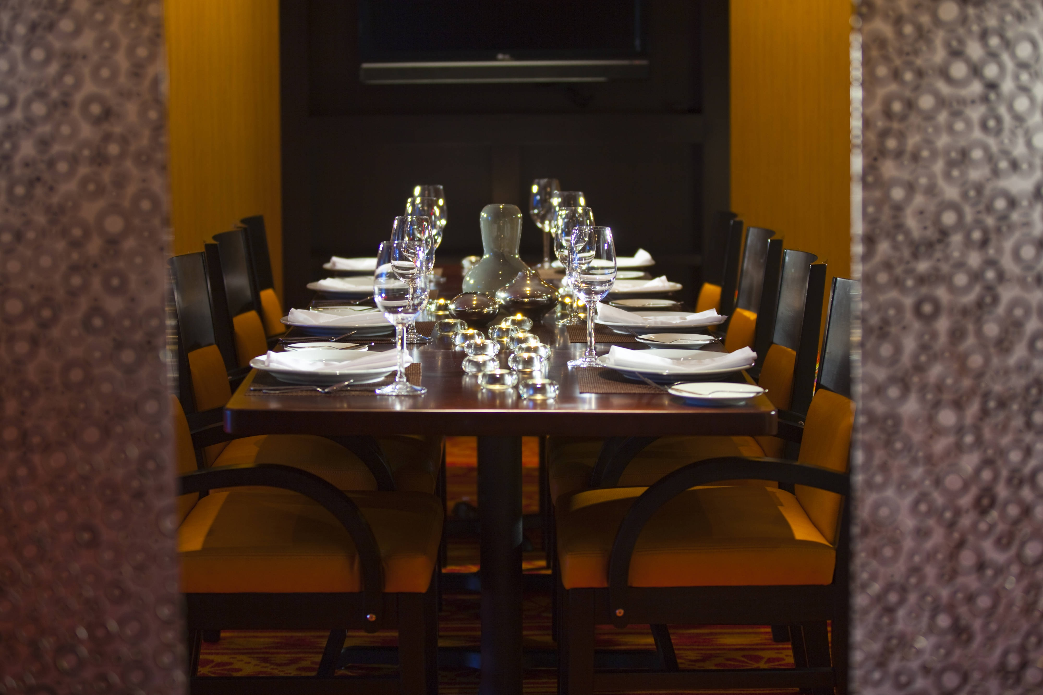 Private Dining in American