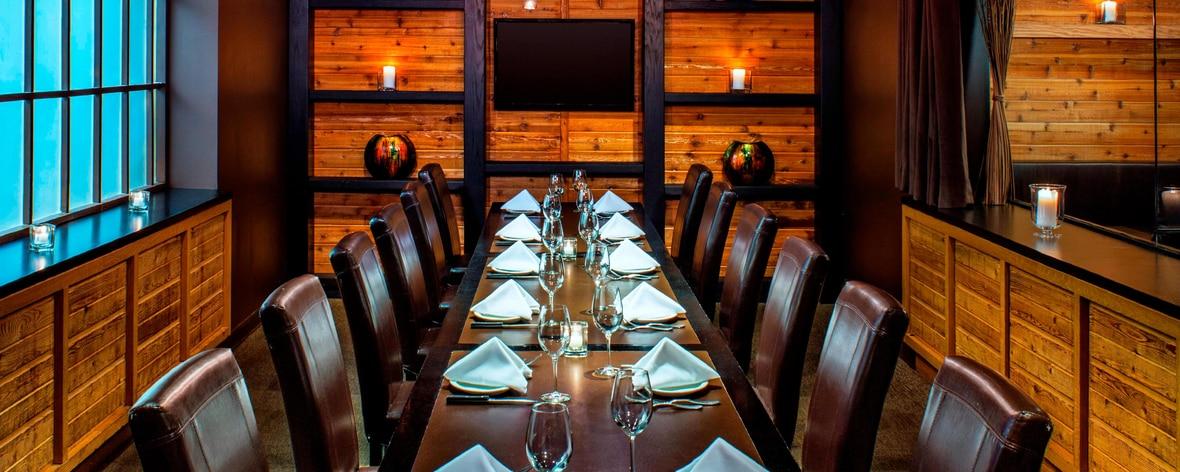 Fire & Oak Restaurant