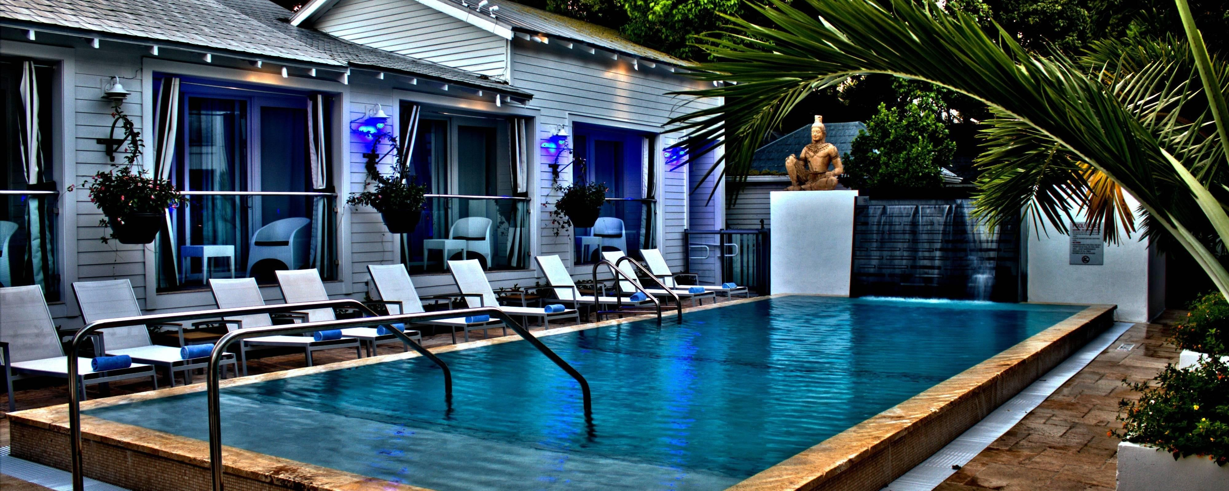 The Saint Hotel Key West - Piscina al aire libre