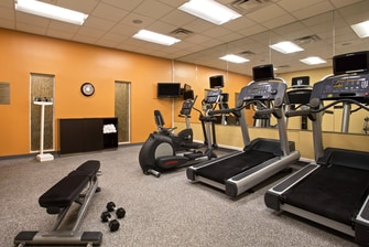 Key West Hotel Gym