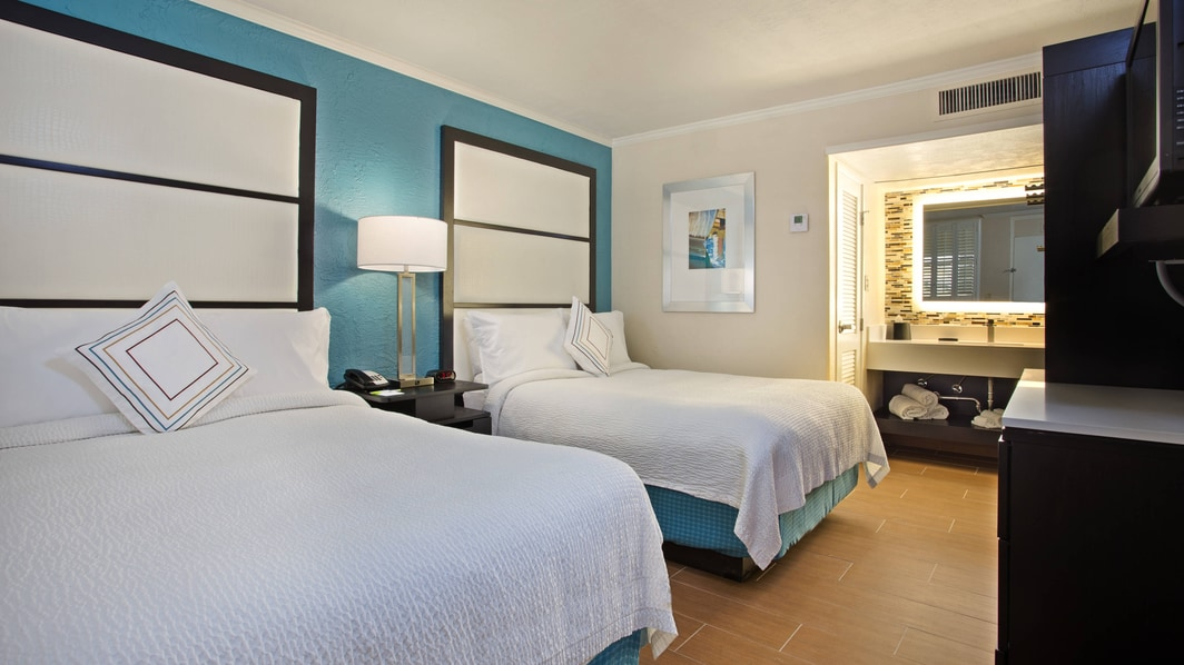 Camere hotel Key West