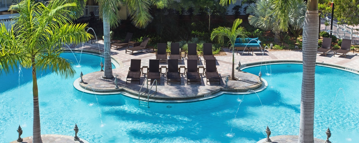 Key West Hotel Pool