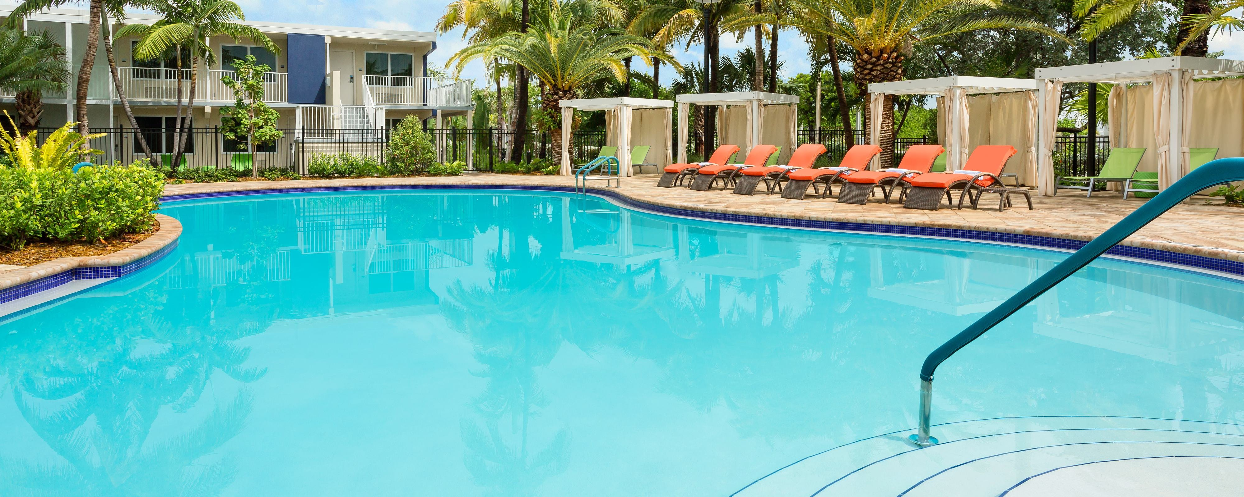 Fairfield Inn & Suites Key West at The Keys Collection -  outdoor pool