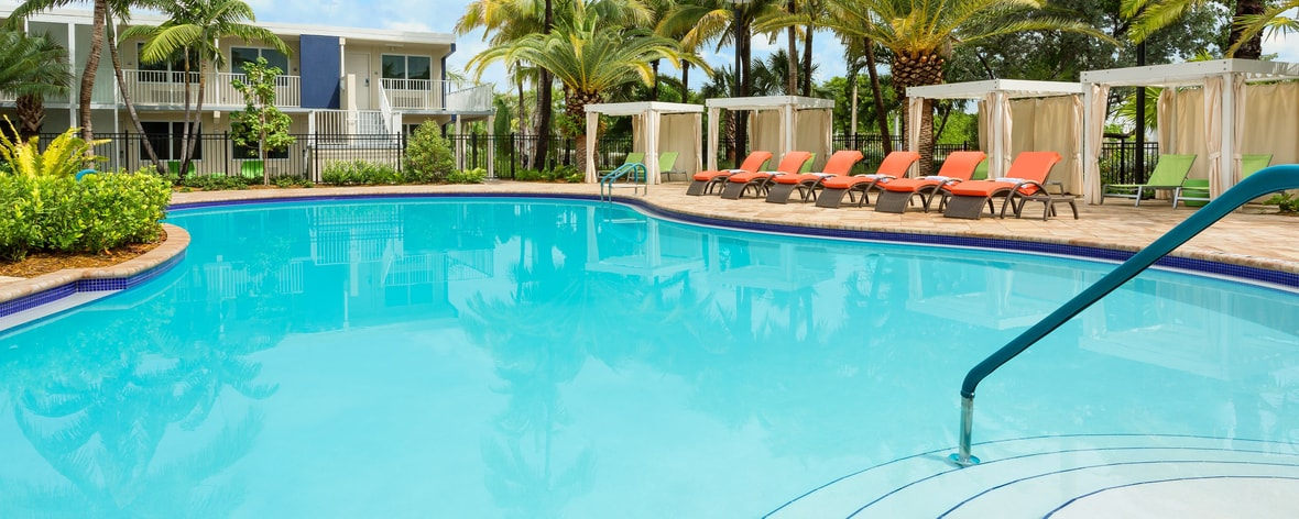 Fairfield Inn Suites Key West At The Keys Collection Outdoor Pool