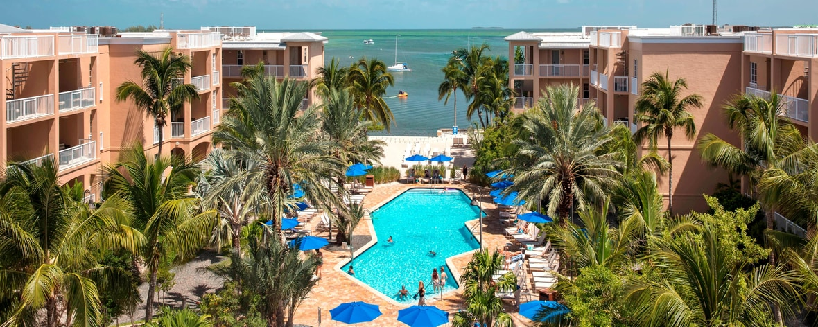 Key West Resorts >> Key West Hotels Key West Marriott Beachside Hotel Florida Keys