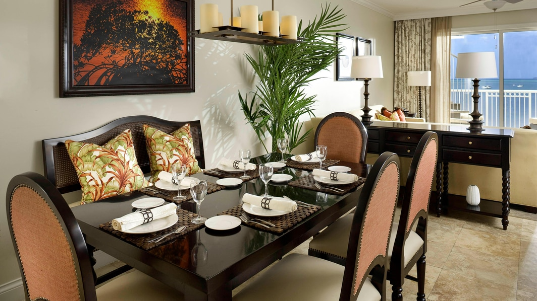 Suite Dining Room