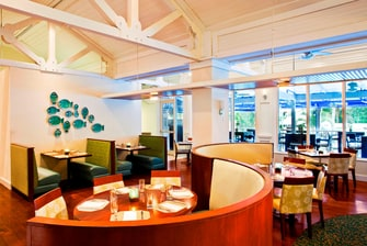 Coral Crab Cafe