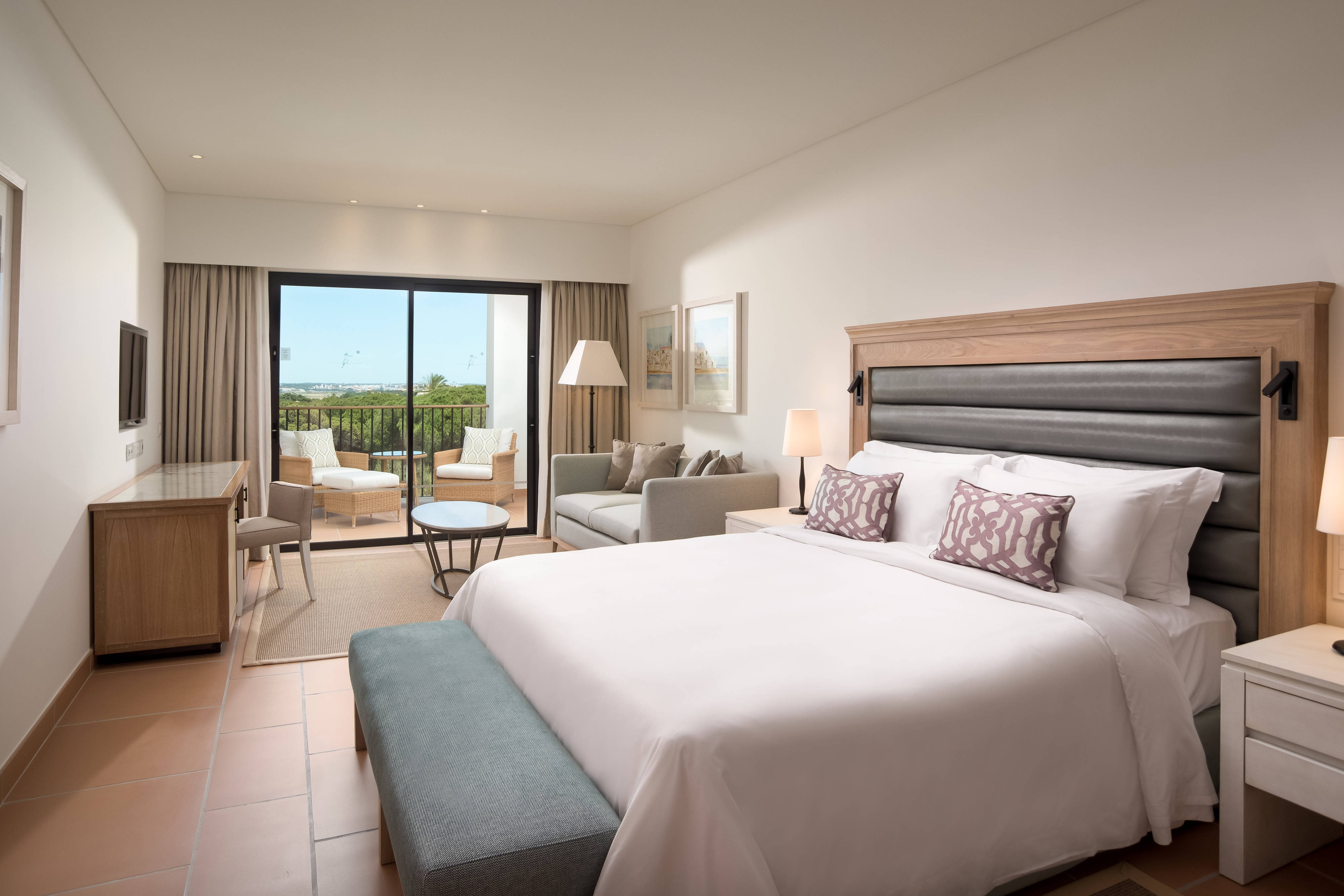 Suite Ocean Junior en el piso superior