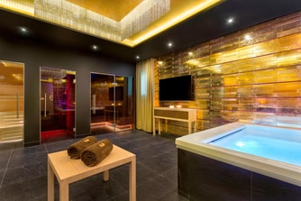 Serenity Spa Ai Serenity Aurum Suite