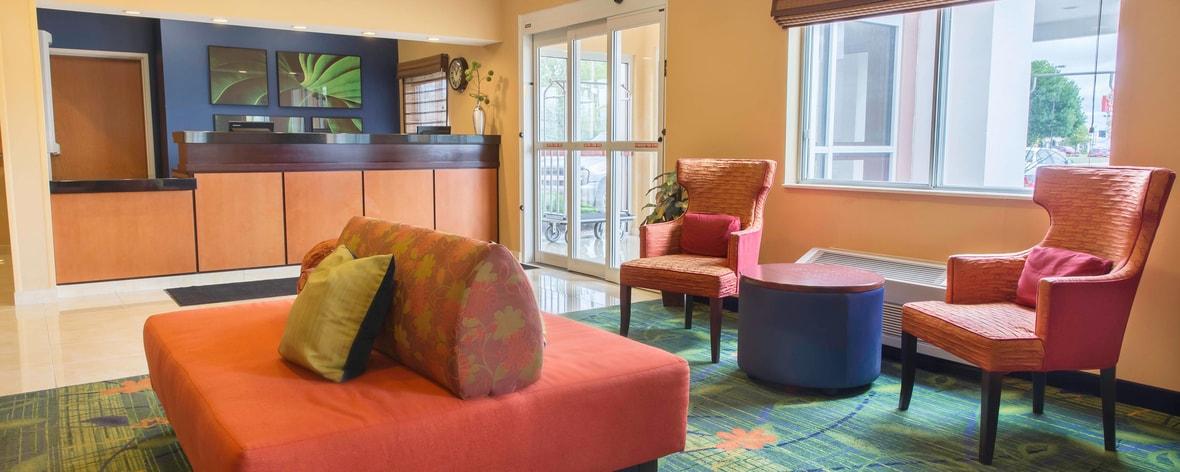 Fairfield Inn Suites Fargo Hotels, Furniture For Less Fargo