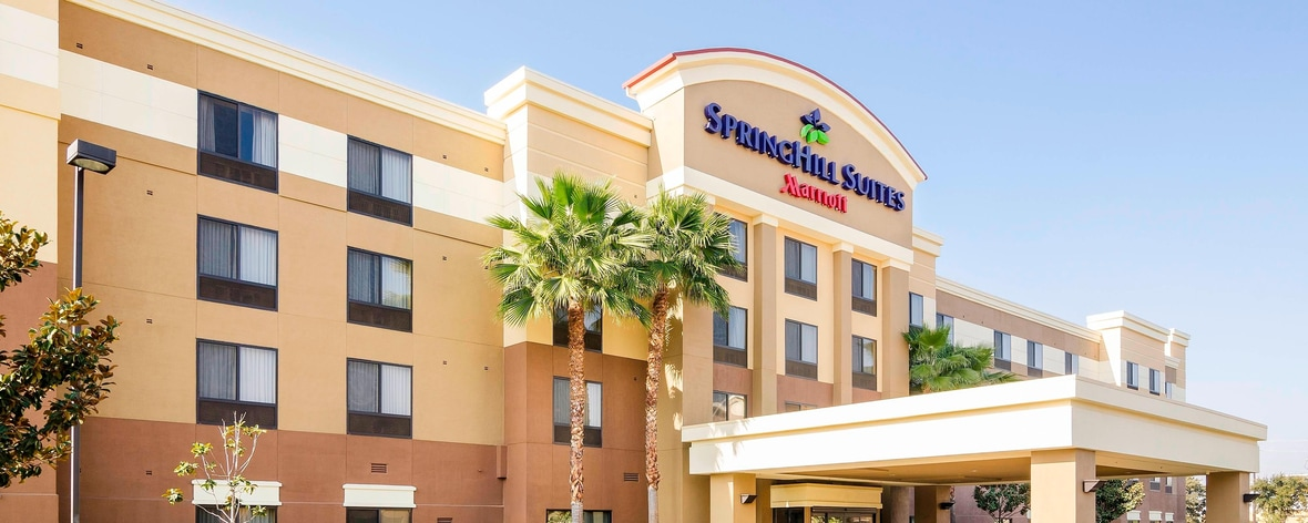 fresno ca all suite hotels