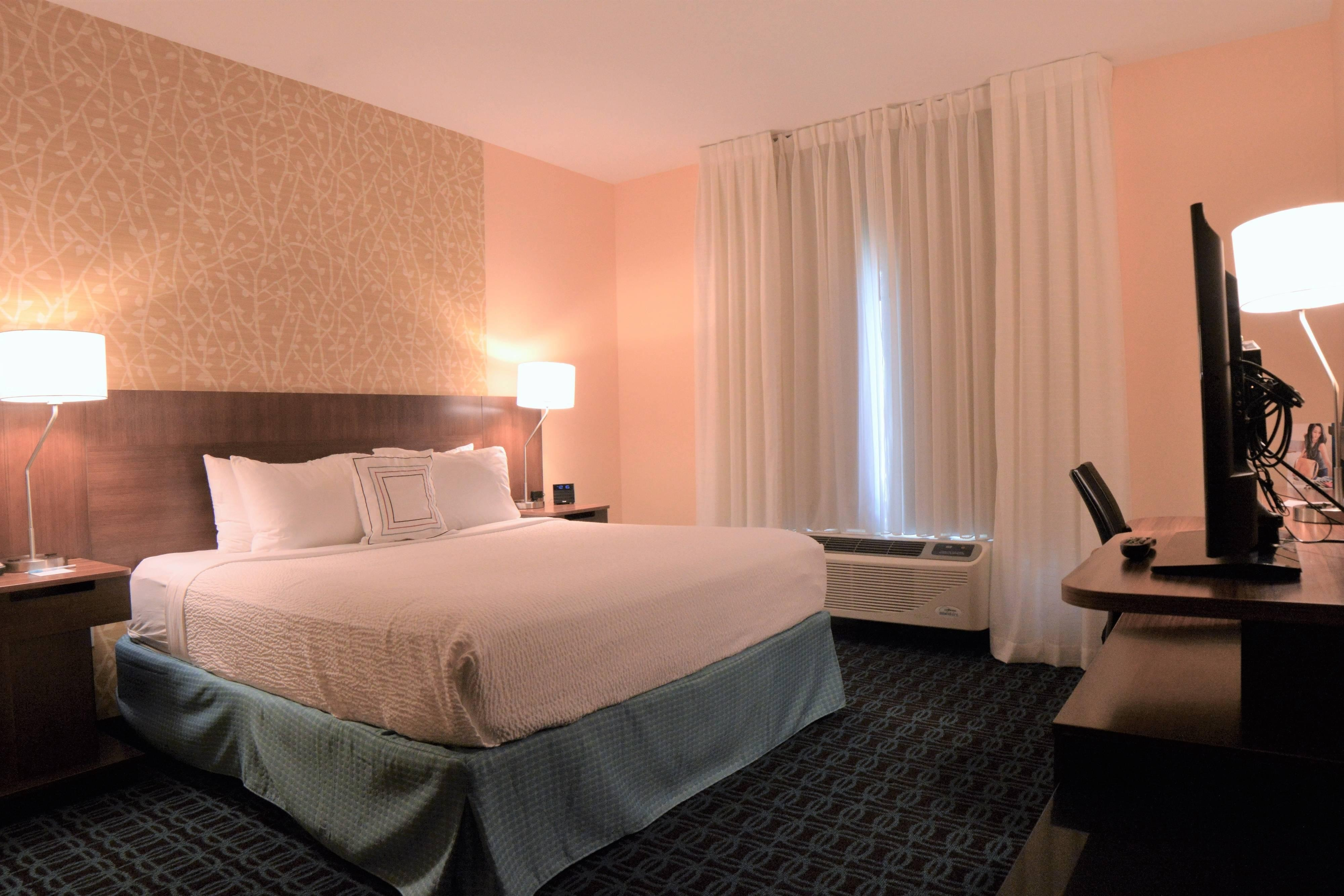 Dunn I-95 Hotel | Fairfield Inn & Suites Dunn I-95