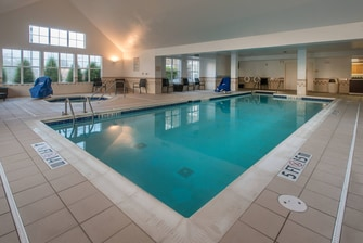 Indoor Pool & Whirlpool Fayetteville