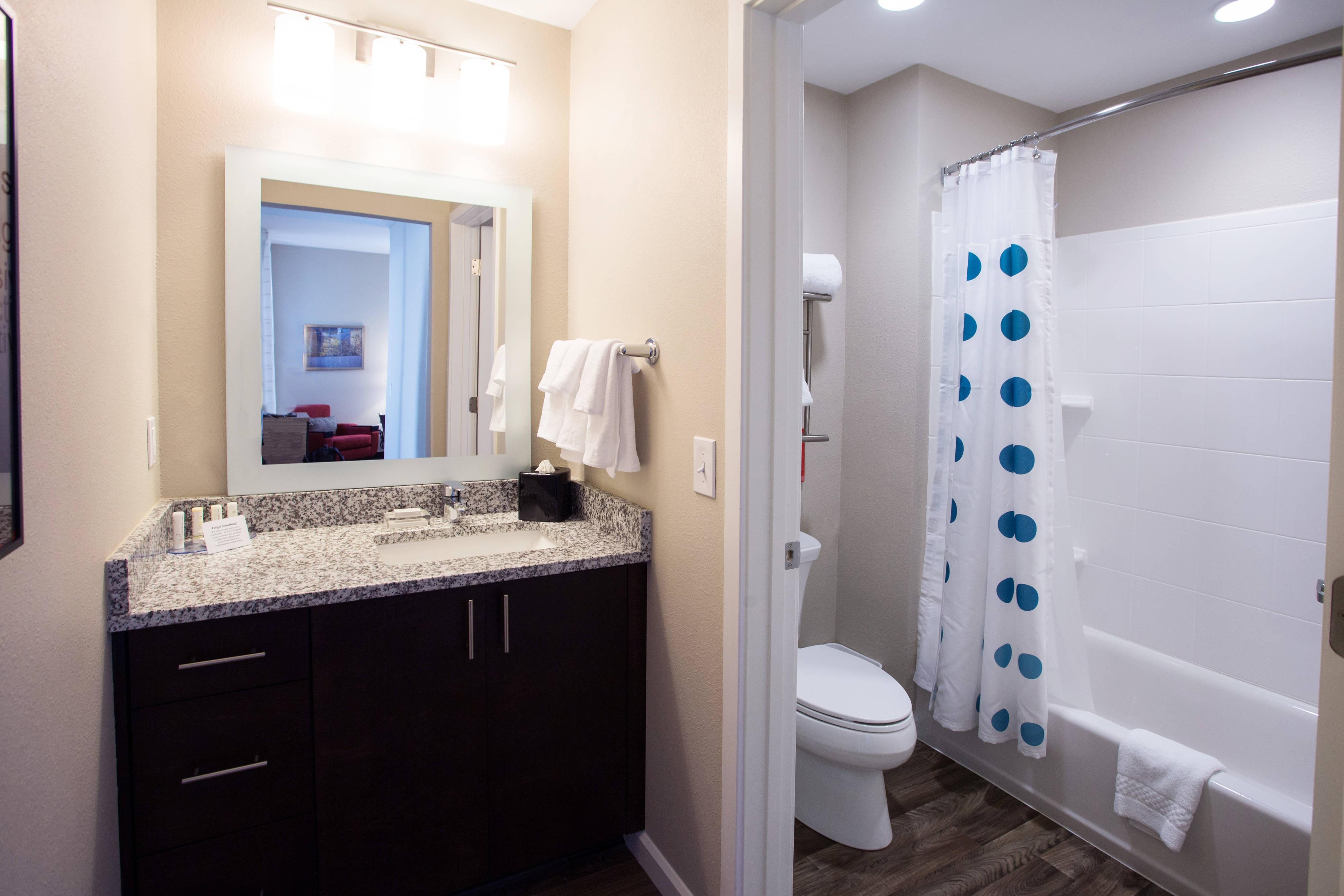 Suite de dos dormitorios - Baño