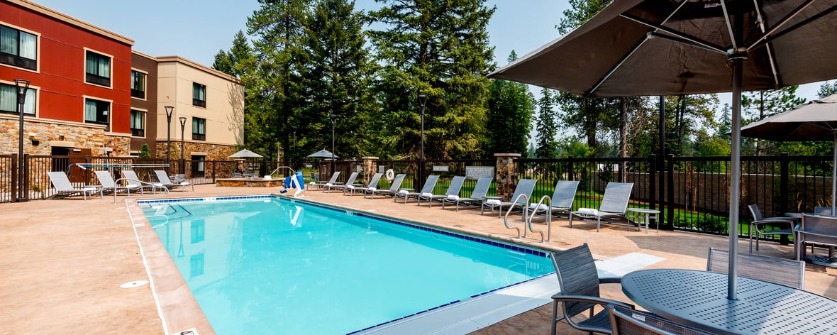 Long-Term Hotel in Whitefish | TownePlace Suites Whitefish