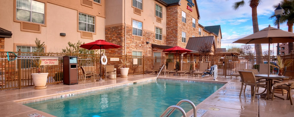 Hotelpool in Sierra Vista