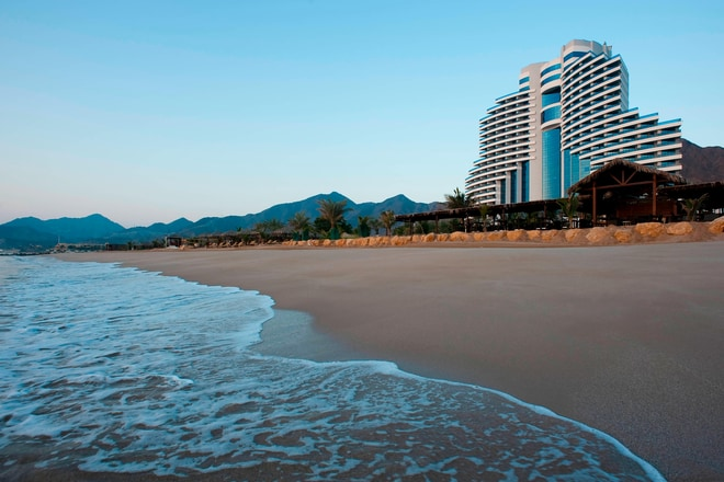 Beach Exterior