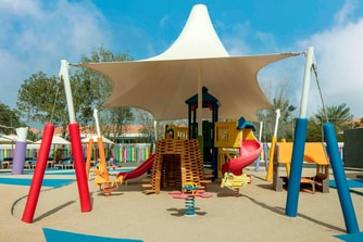 Kids Club Outdoor Play Area