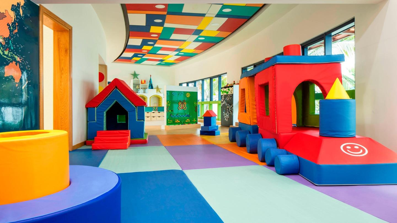Kids Club Indoor Play Area