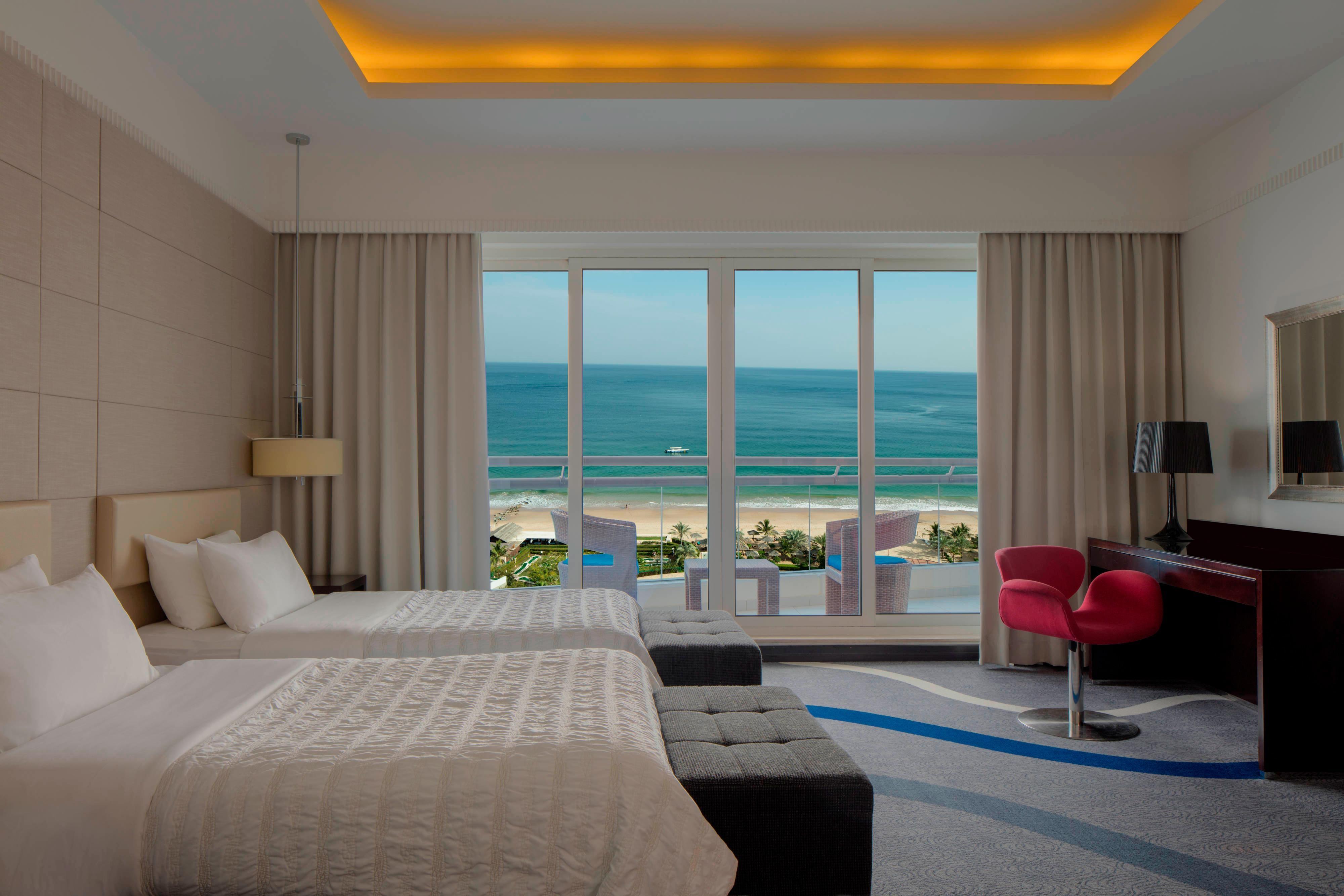 Twin Classic sea View Room