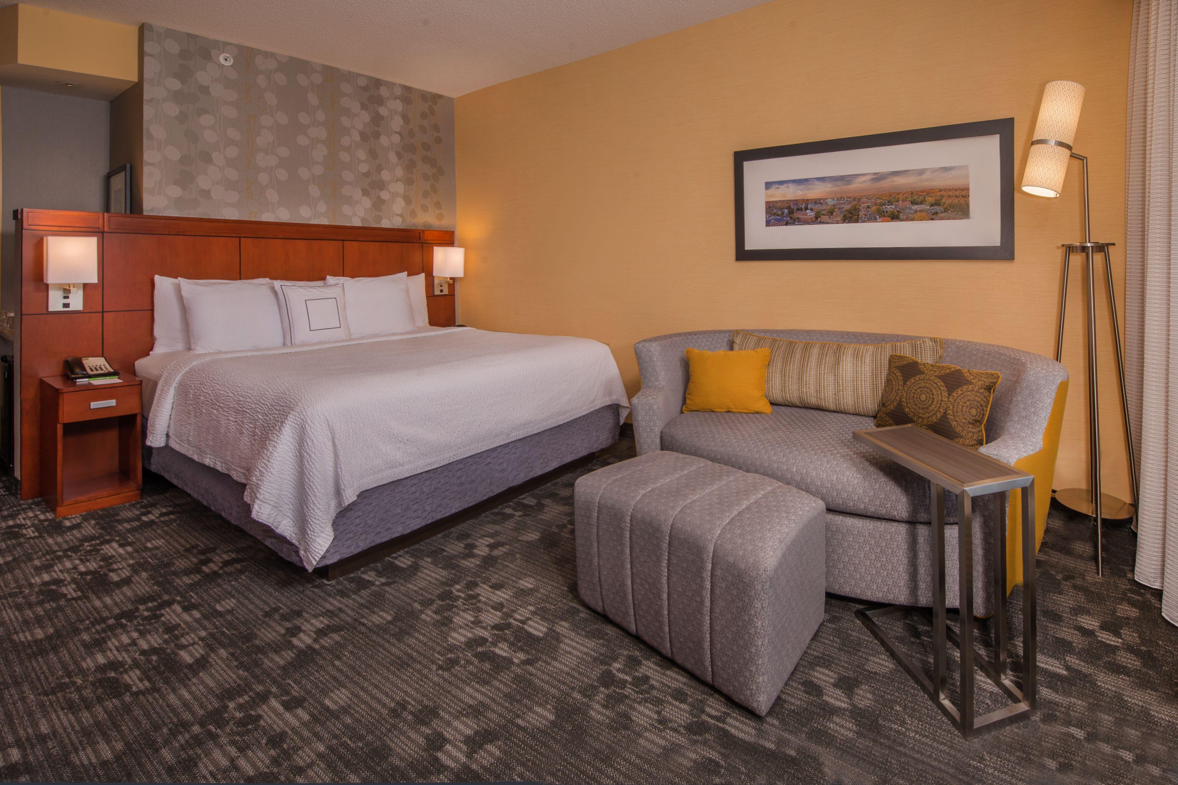 Chambre standard avec lit king size