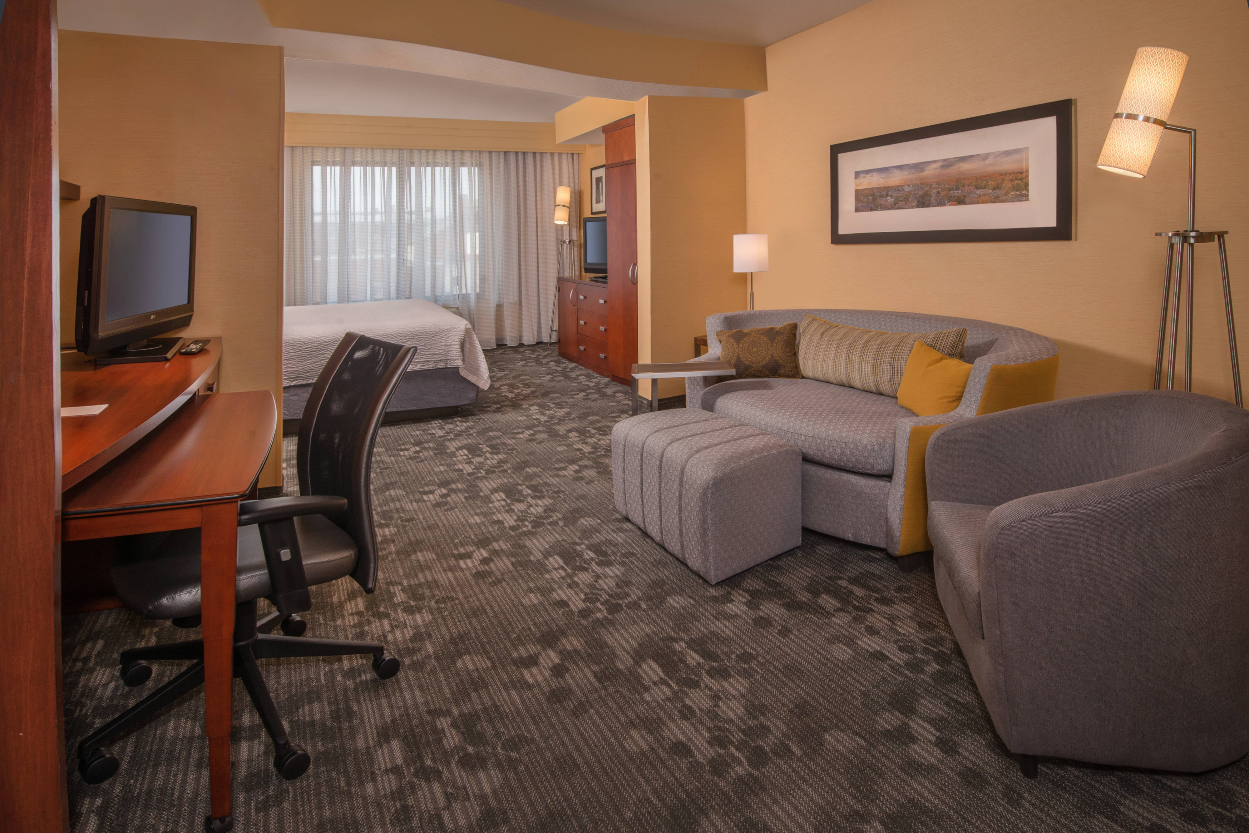 Extended King Suite