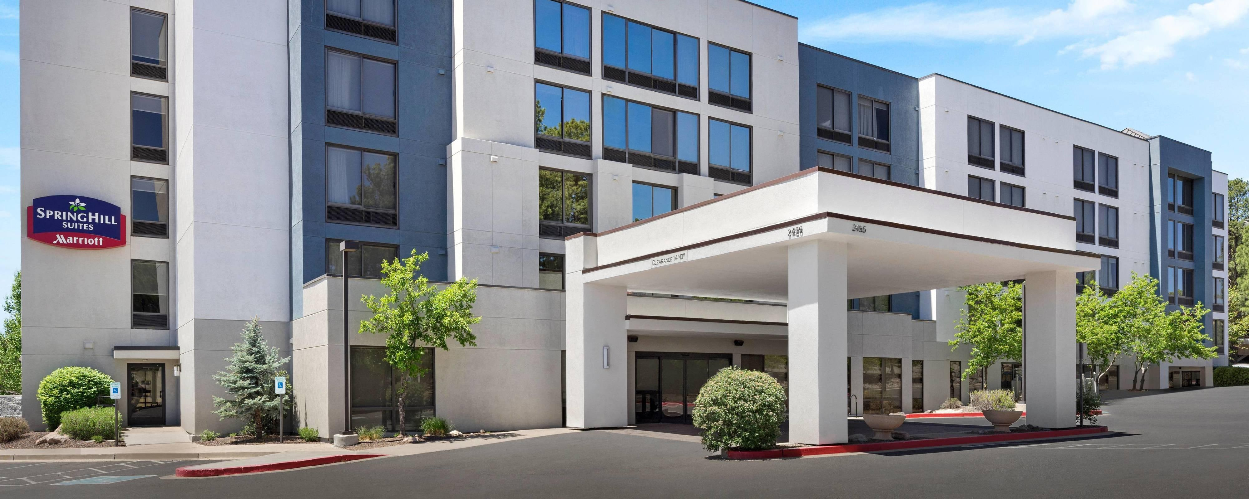 Pet Friendly Hotel In Flagstaff Springhill Suites Flagstaff