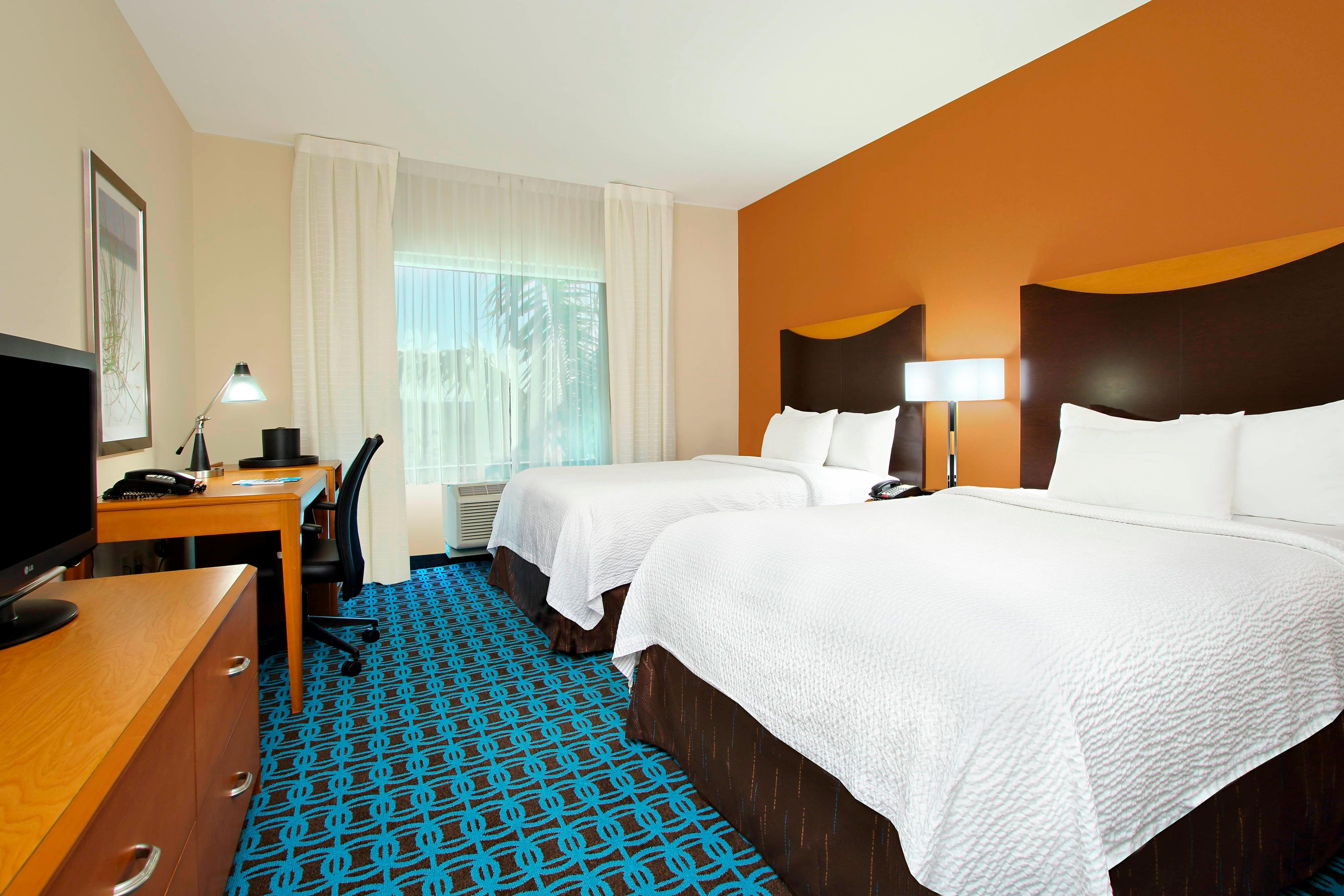 DoubleDouble Guest Room Fort Lauderdale Hotel Near