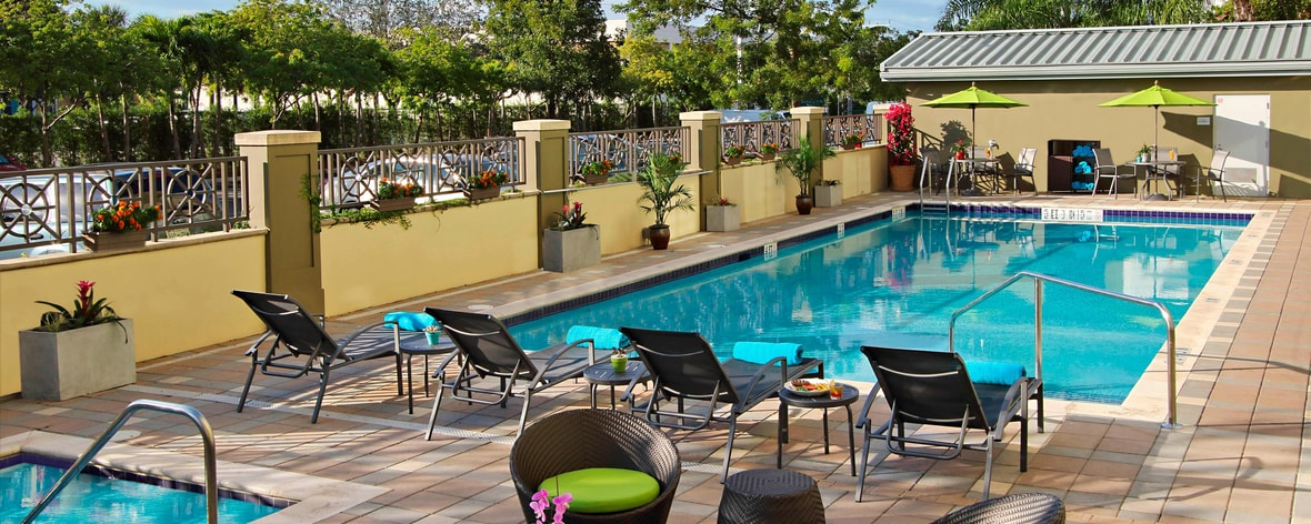 Fort Lauderdale Hotel Near Airport Fairfield Inn Amp Suites