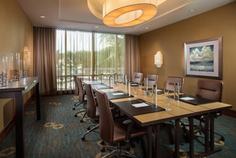 Courtyard Fort Lauderdale Beach Boardroom