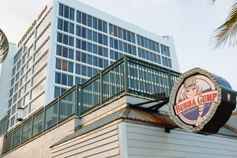 Bubba Gump Shrimp Co. at Courtyard Fort Lauderdale Beach