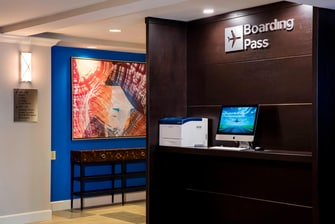 Boarding Pass Center