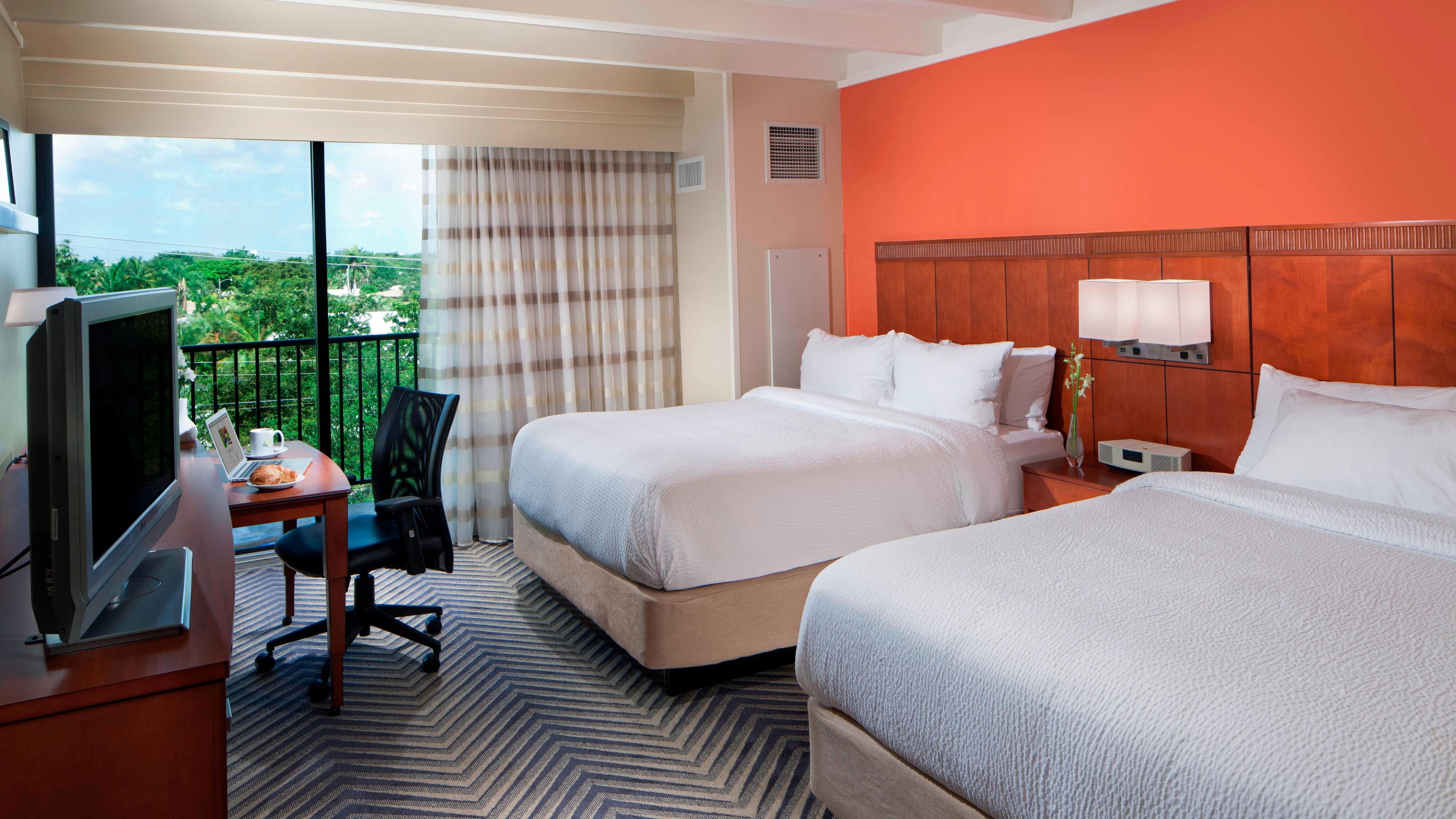 North Fort Lauderdale Hotel Rooms