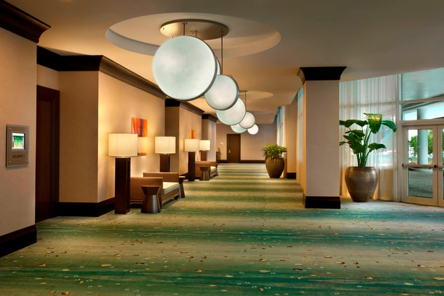 Atlantic Foyer