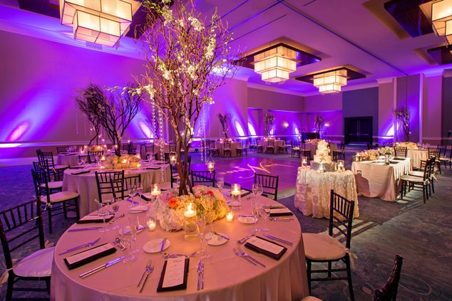 Las Olas Ballroom Reception