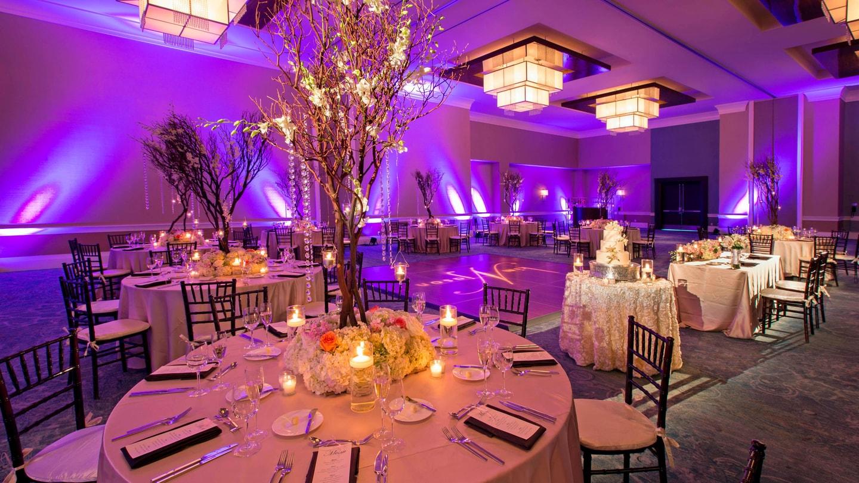 Las Olas Ballroom Reception