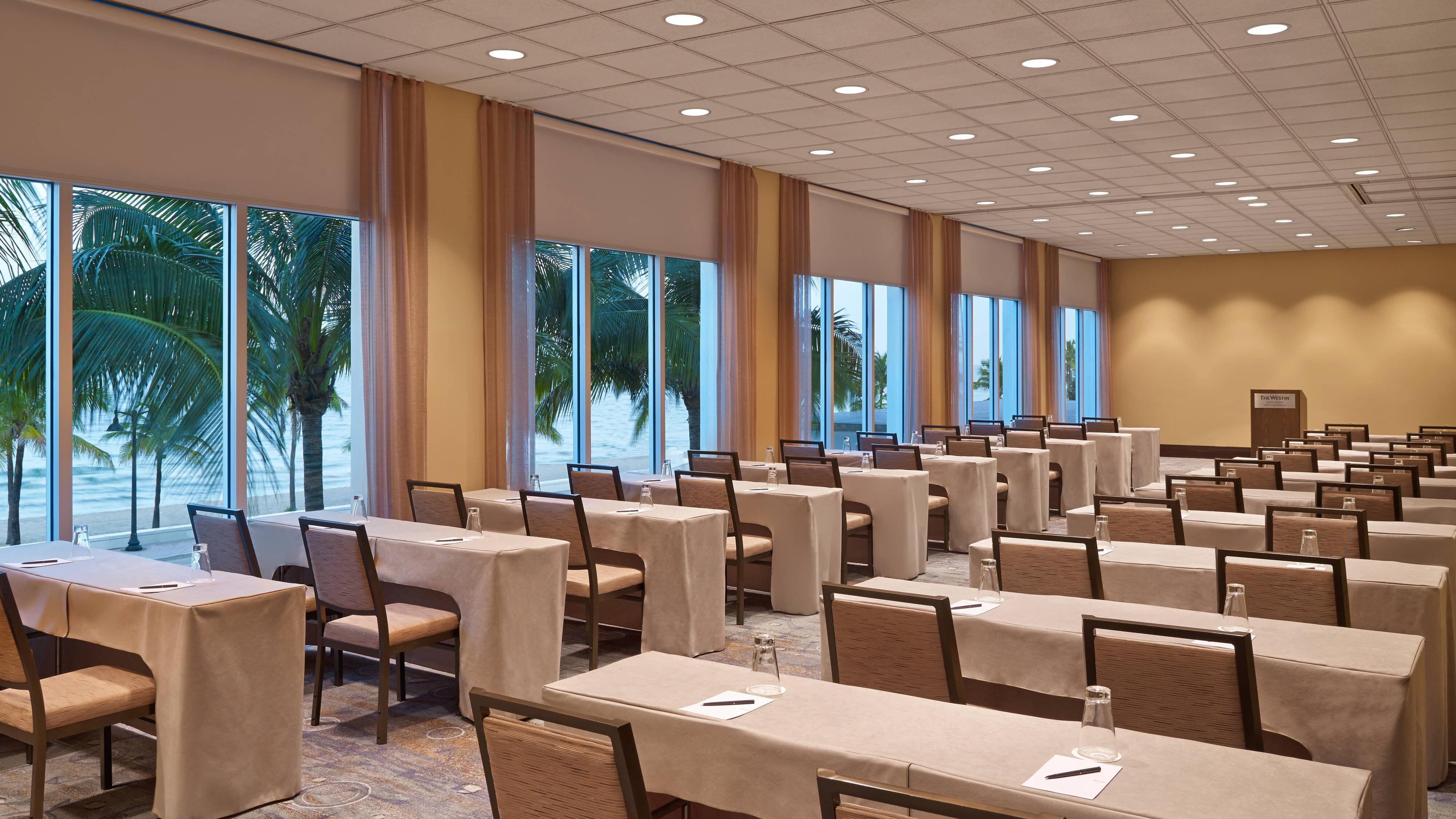 fort lauderdale hotel meeting venues